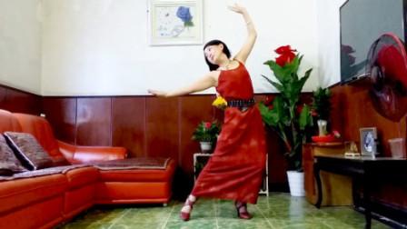静儿舞蹈《站着等你三千年》编舞:无边 瓦瓦