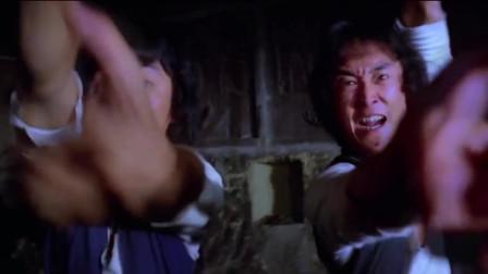 酒仙十八跌:张七身受重伤,不料叶虎还在半路埋伏,这下他可惨了