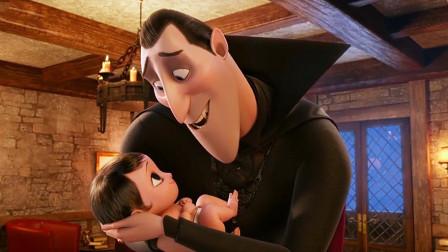 冷酷的吸血鬼老爸,化身超级女儿奴,为女儿打造超级酷炫城堡