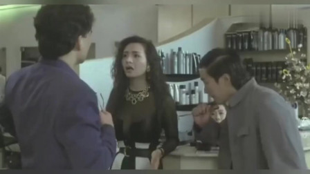 周星驰爆笑:周星驰第一次来香港,没见过叶子楣,太搞笑了