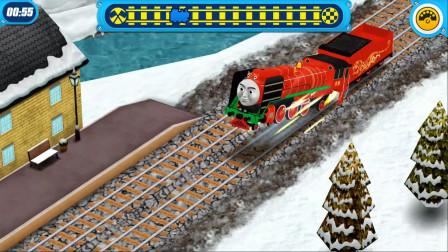 勇宝是友善又忠诚的小火车