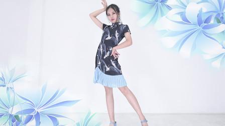 [RainBowS-虎妮]桃花旗袍