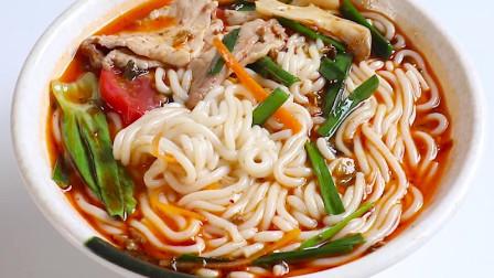 云南干米线的制作方法,简单操作让您在外面也能吃到米线哦!