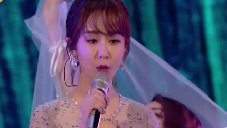 杨紫献唱《不染》一袭纱裙仙气十足,爱了真的爱了!