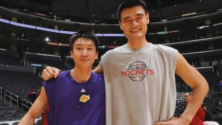 中国人在NBA待遇如何?姚明年薪千万,孙悦连他的零头都不到!