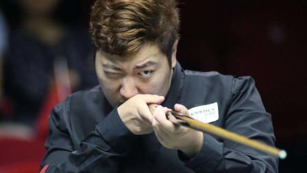 骄傲!中国小将颜丙涛 成为斯诺克首位中国00后冠军