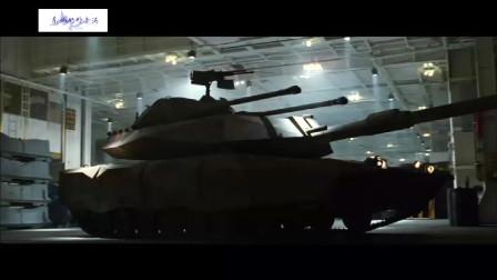航空母舰上--坦克大战!(坦克的弹射牛)极限特工2