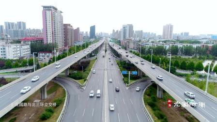 郑州最绕的立交桥,桥下跟迷宫一样,每次走都迷路!