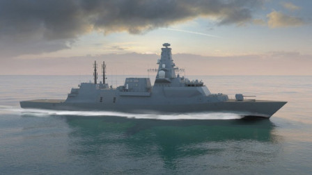 航母漏水,战舰减配,英国海军面临严重的缩水