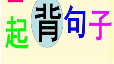 一起背句子53 零基础学英语 阿明珍藏英语