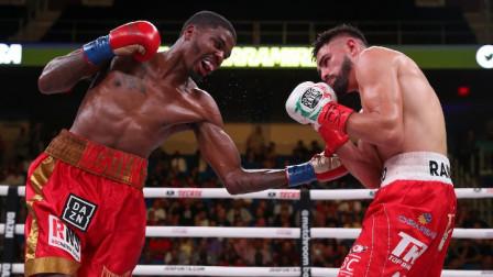 最新世界拳王争霸赛:何塞·拉米雷斯 vs 莫里斯·胡克