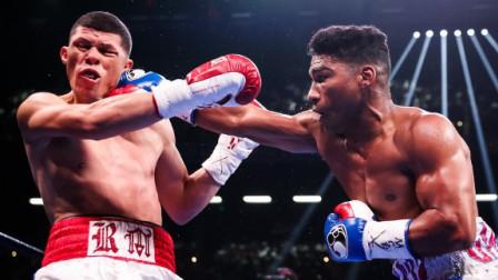 最新精彩拳击赛事:甘博阿 vs 罗曼·马丁内兹