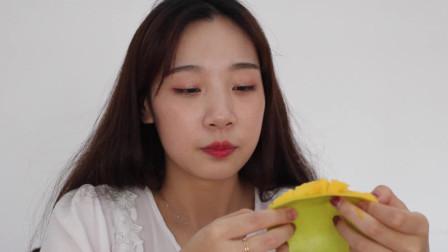 涂涂开箱评测:攀枝花的凯特芒果一直是大家喜欢的芒果之一