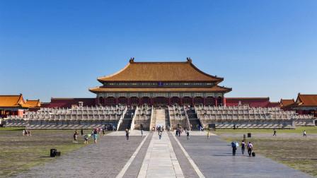 为什么故宫的三大主殿周围,没有一棵树?