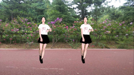 动感四面舞经典老歌【求佛DJ】歌词走心;舞步简单好看又好学_02