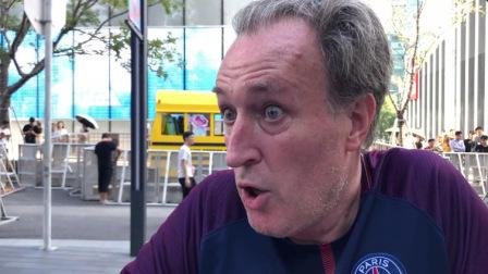 定居深圳的法国球迷:内马尔200%留队 巴萨尤文买不起