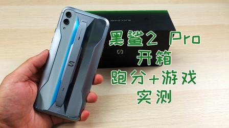 黑鲨手机2 Pro开箱:除了骁龙855 Plus还有哪些升级?