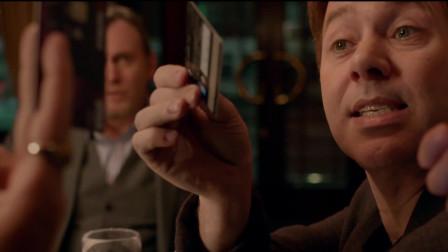 《九号秘事:账单迷局》以命想逼,只为买单!最后服务员躺枪了