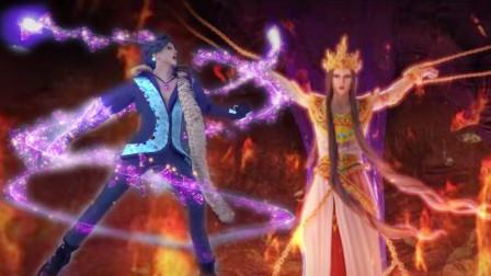 叶罗丽第七季:火领主身份揭晓,竟是辛灵情人,与荒石情敌互仇!