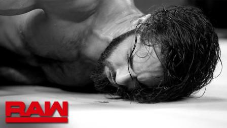 【RAW 07/29】赛斯被猛兽数次F5砸爆铁椅