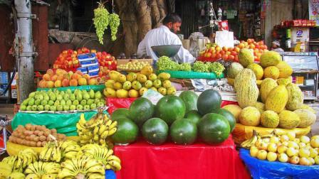 巴基斯坦上万吨水果滞销,中国用实际行动诠释,什么叫铁哥们