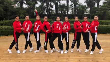 """美久广场舞.乐肠舞《快乐宝贝》原创健身操舞附导师教学.""""舞动中国""""爱肠舞系列之一"""