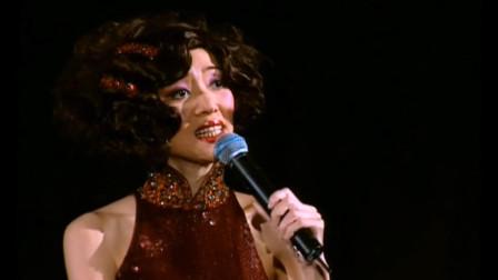 梅艳芳的一首《女人花》,嗓音沧桑低沉,唱出了女人的心声