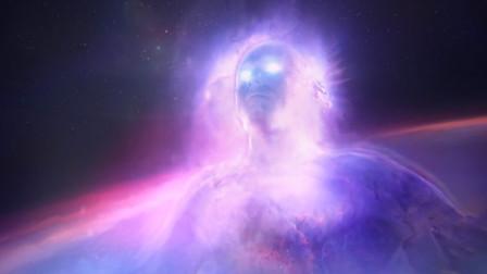 宇宙最强射线来袭,男子化为量子形态,变身能量巨人守护地球!