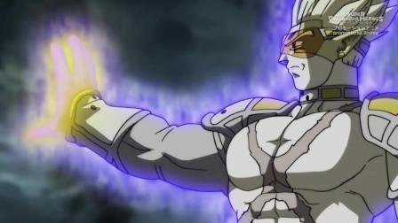 龙珠英雄14集中文版:宇宙之种的威胁, 卡敏奥连合体