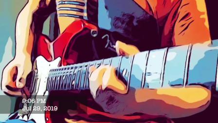 【那些难忘的吉他Solo片段74】I'll Play The Blues For You -Jeff Golub