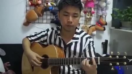 2019 卡马杯第二届全国原声吉他大赛初赛 指弹组 赵威澔《KNzhao》