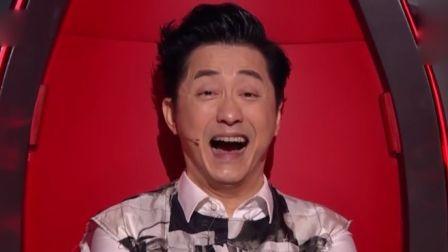 2019中国好声音:河南流浪歌手一开口,全场沸腾,哈林嗨翻了