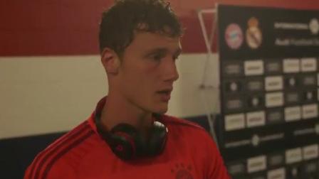 帕瓦尔:拜仁是伟大俱乐部习惯于赢球 输两场球就是危机了