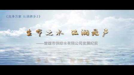楚雄市供排水有限公司宣传片《生命之水 温润无声》