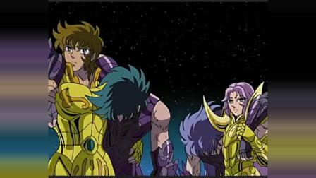 圣斗士星矢! 冥王篇: 感人一段,令人惋惜