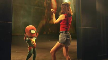 特效合集——不会跳舞的超级英雄不是好特效师
