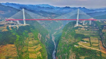"""中国最""""惨""""桥梁,刚当上世界第一,就被中国另一座桥抢去了?"""