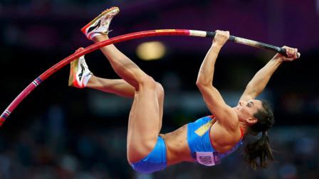 撑杆跳高用的杆子到底是用什么做的,为什么弹力那么强!