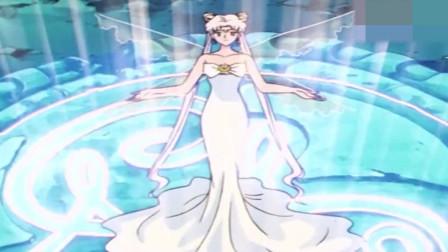 """美少女战士,小兔亲妈是""""月亮女神塞勒涅的化身""""难怪这么美丽动人"""