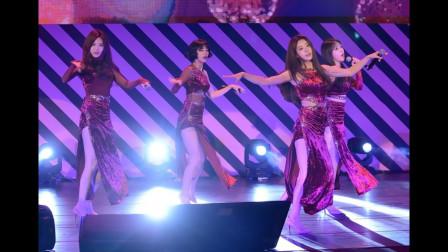 南韩女团Girls Day性感指数爆表 禁播画面原味呈现4K高清
