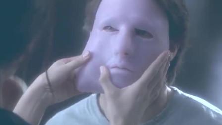 香草天空 接受手术重新整形 复原面容丢掉面具 !