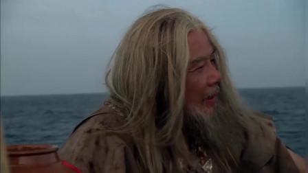 郑和下西洋:朱允炆被逼宫,不但逃出来没,去做了海盗!