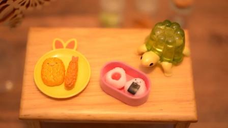 用微型玩具拍定格动画,这是《舌尖上的厨房》