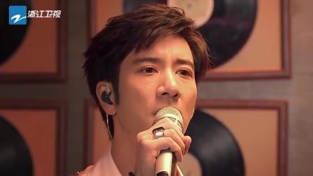 2019中国好声音:王力宏唱《梦一场》清澈的声音,荡气回肠,那英都听呆了