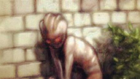 """揭秘1996年巴西""""红眼外星人""""事件,三个姑娘亲眼目击?"""