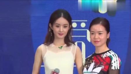 快乐大本营:《知否》剧组来临,冯绍峰现场评价赵丽颖,太甜了!
