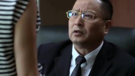女秘书来老总办公室,直接坐到办公桌上,你不想我吗?