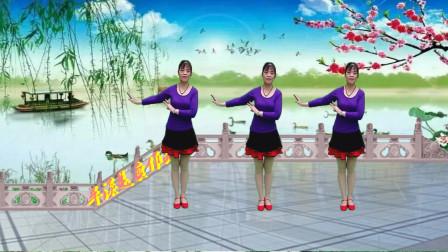 广场舞《过河》经典歌曲 舞步简单易学