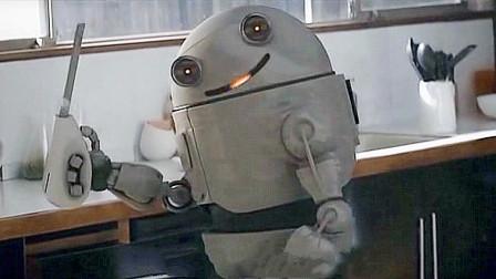 妈妈对儿子随口一句气话,结果机器人当成了指令,把他做成了晚饭