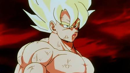 龙珠:弗利萨正要使用一百倍力量,谁知悟空最后说不打了